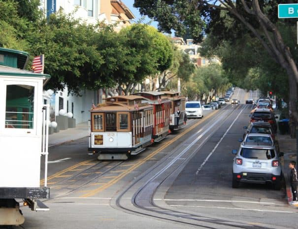 Cable Car 3116