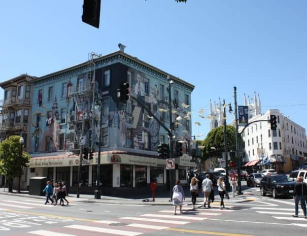 Grant & Broadway Murals 3247